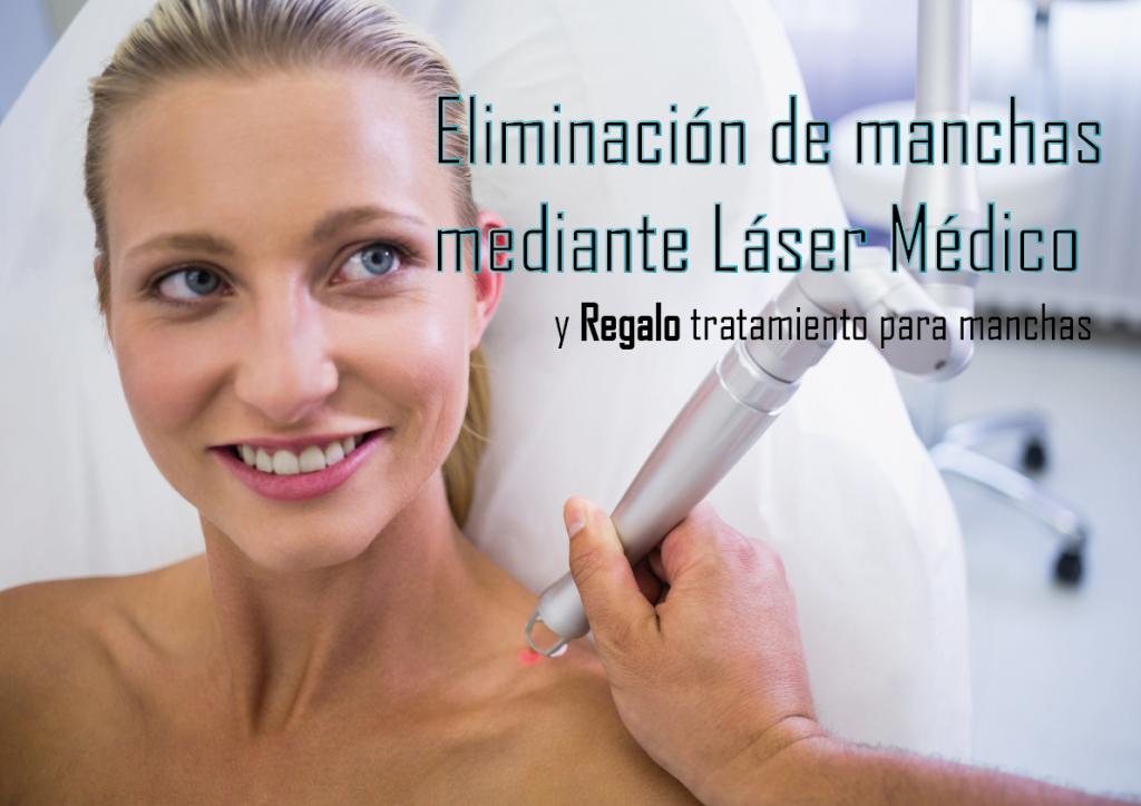 Promoción láser en estetica medica Inderlas